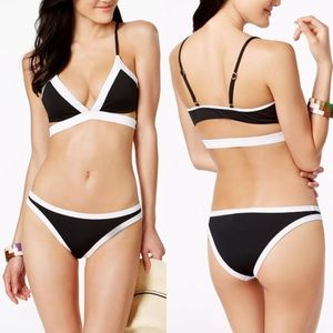SZ M/S 🎈Bar III Colorblock Wrap Bikini! NEW!